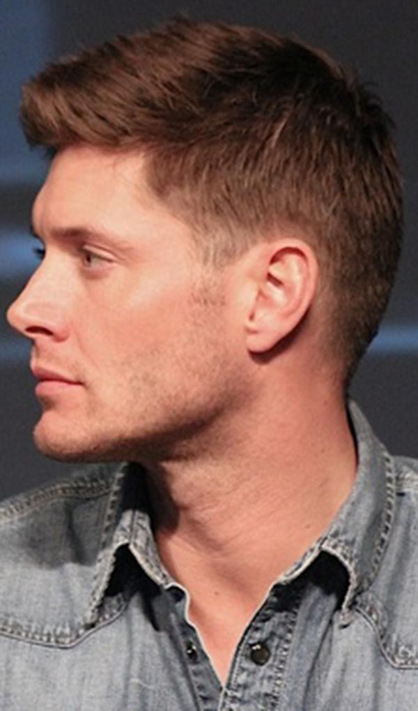 Pin By Kerry On Yum Yum Give Me Some Jensen Ackles Haircut Jensen Ackles Hair Jensen Ackles