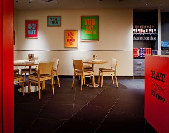 """Pizzeria design interior pizza hut s """"prime time"""