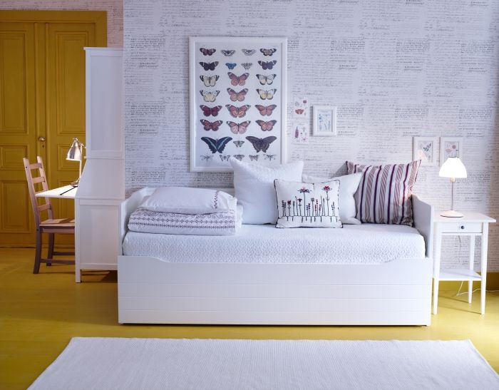 Marvelous Daybeds, Like BYGLAND, Turn Any Space Into A Comfy Guest Bedroom. Good Looking