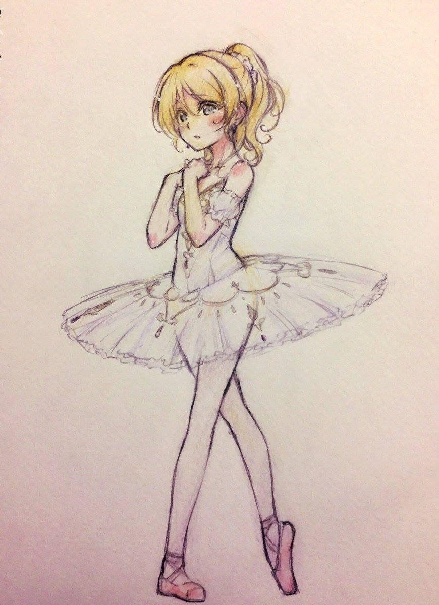 Eli Ballerina Ballerina Anime Anime Dancer Anime Ballet