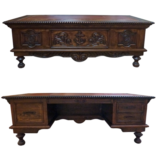In Love With This Desk!!! Western Furniture | ... Ii Desk | Western Home  Office | Western Desks | Western Furniture