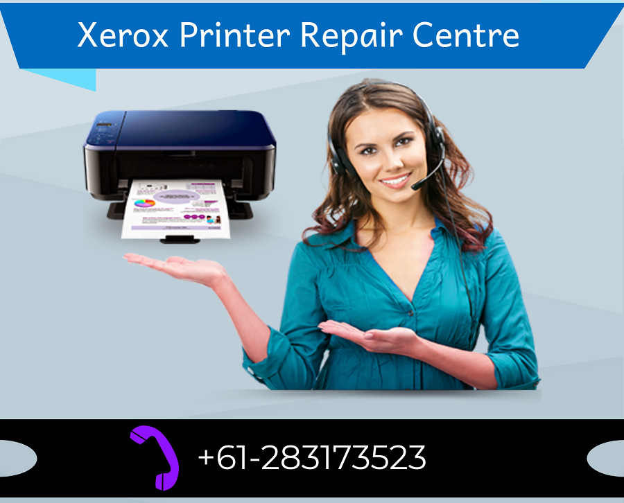 Get Online Solution Xerox Printer Related Issues With Our