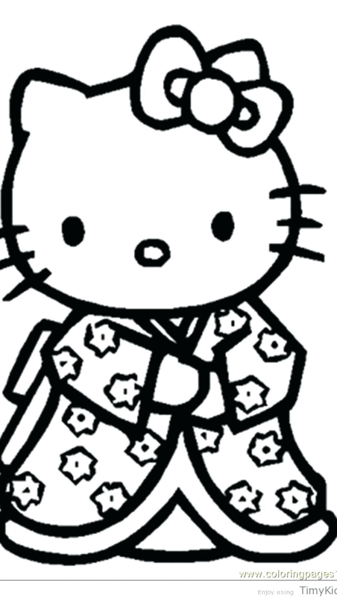 20 Hello Kitty Coloring Pages Free Printable Caitlin Gallagher Hello Kitty Coloring Hello Kitty Colouring Pages Cat Coloring Book