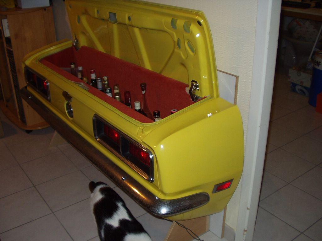1968 Camaro Bar Möbel Auto Möbel Garageneinrichtung Und Mobile