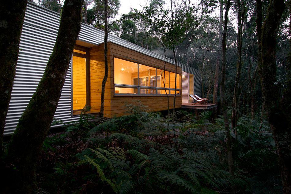 Sao chico une cabane moderne par studio paralelo décoration maison meubles maison jardin