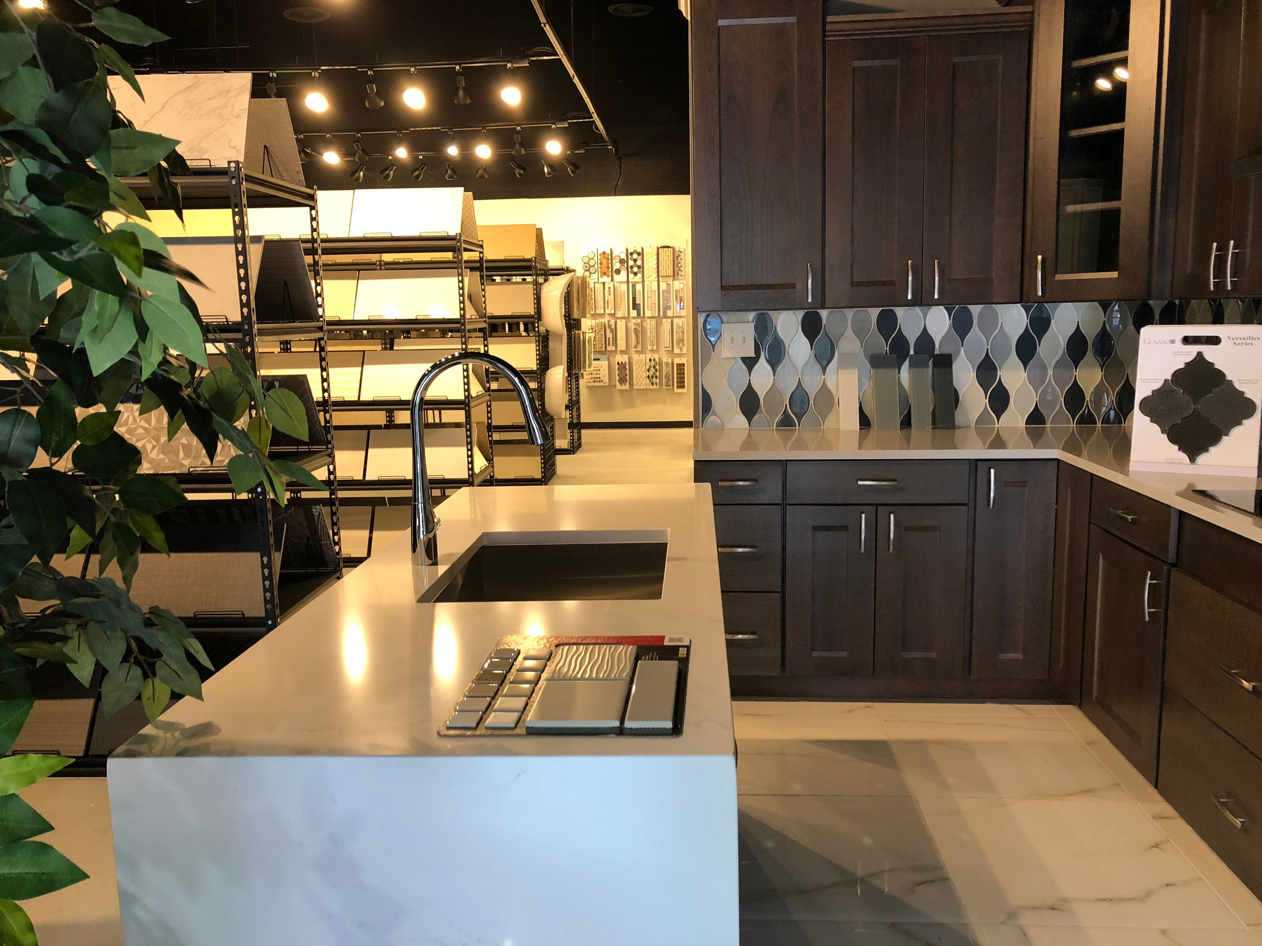 We Are Open Today Visit Our Showroom Kitchen And Bathroom Remodeling In Chant Kitchen And Bath Showroom Kitchen And Bath Remodeling Kitchen Bathroom Remodel
