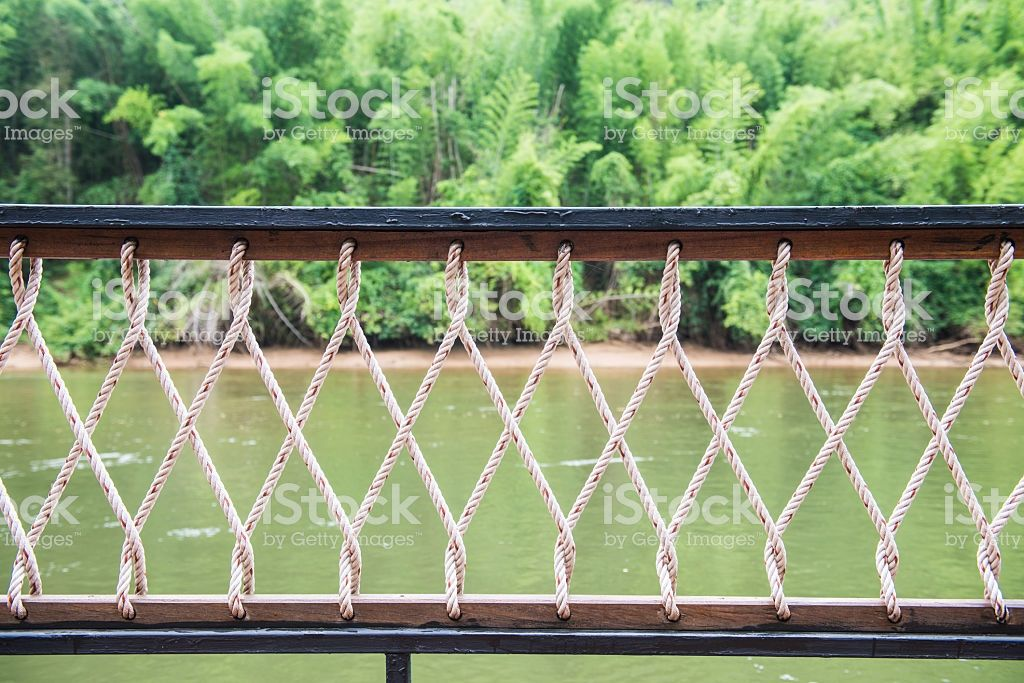 Best Rope Balustrade Was Use With The Wooden Handrail This Was 400 x 300