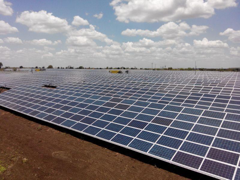 Ujaas Energy Limited Gets Sp 1a Solar Energy Grading From Care Solar Solar Energy Solar News