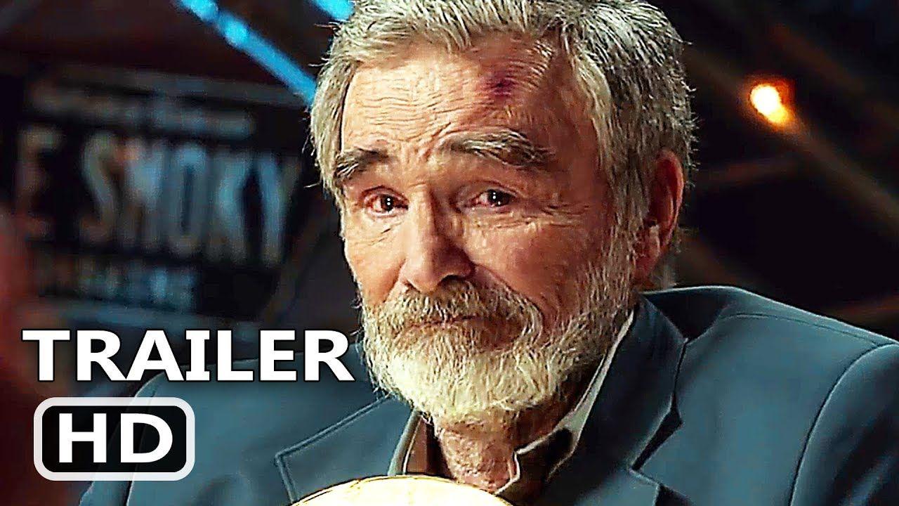 THE LAST MOVIE STAR Official Trailer (2018) Burt Reynolds