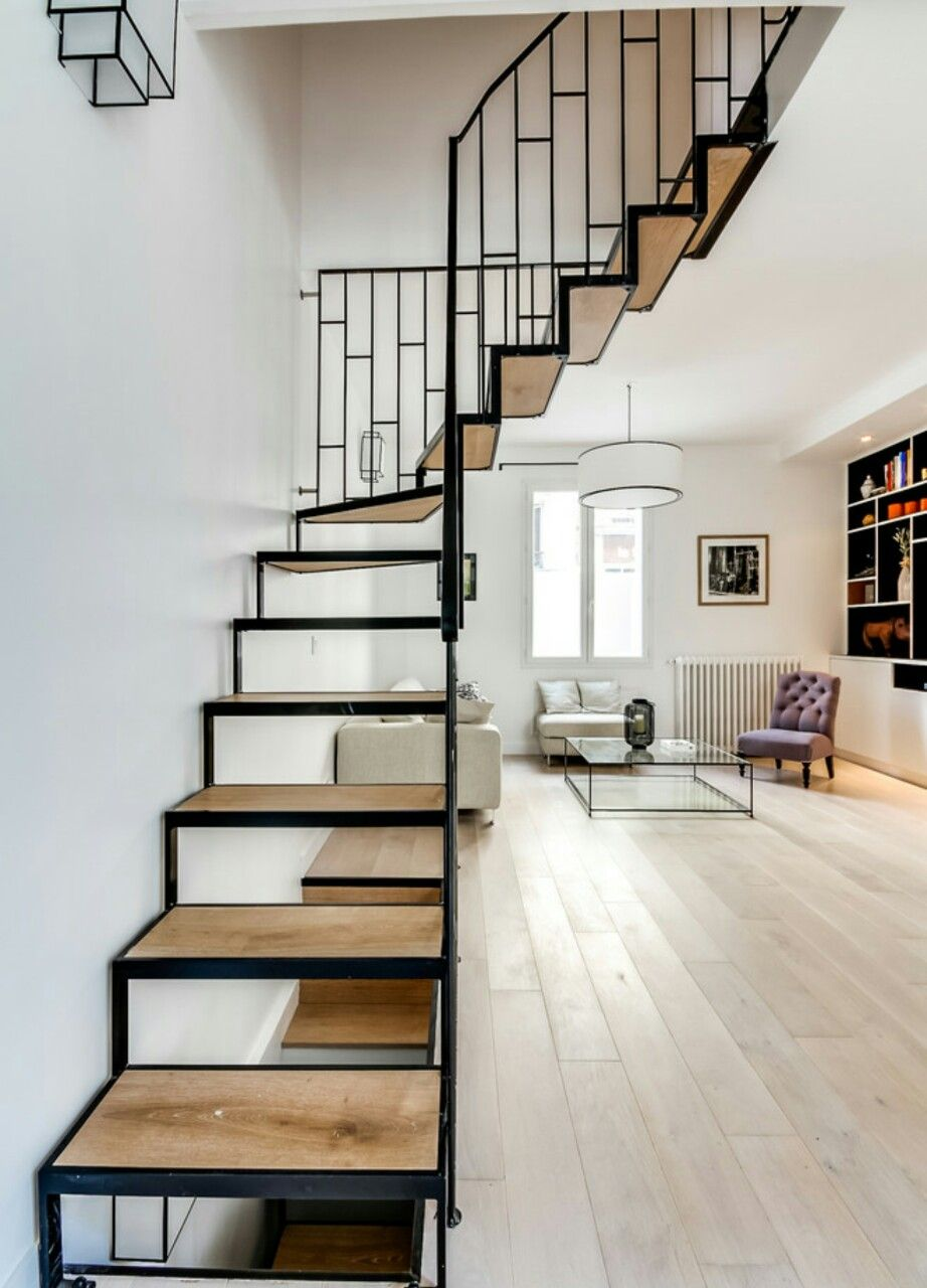 Best Why Have A Grand Spiral Staircase In Your Home When It Doesn't Make Sense A Minimalist 400 x 300