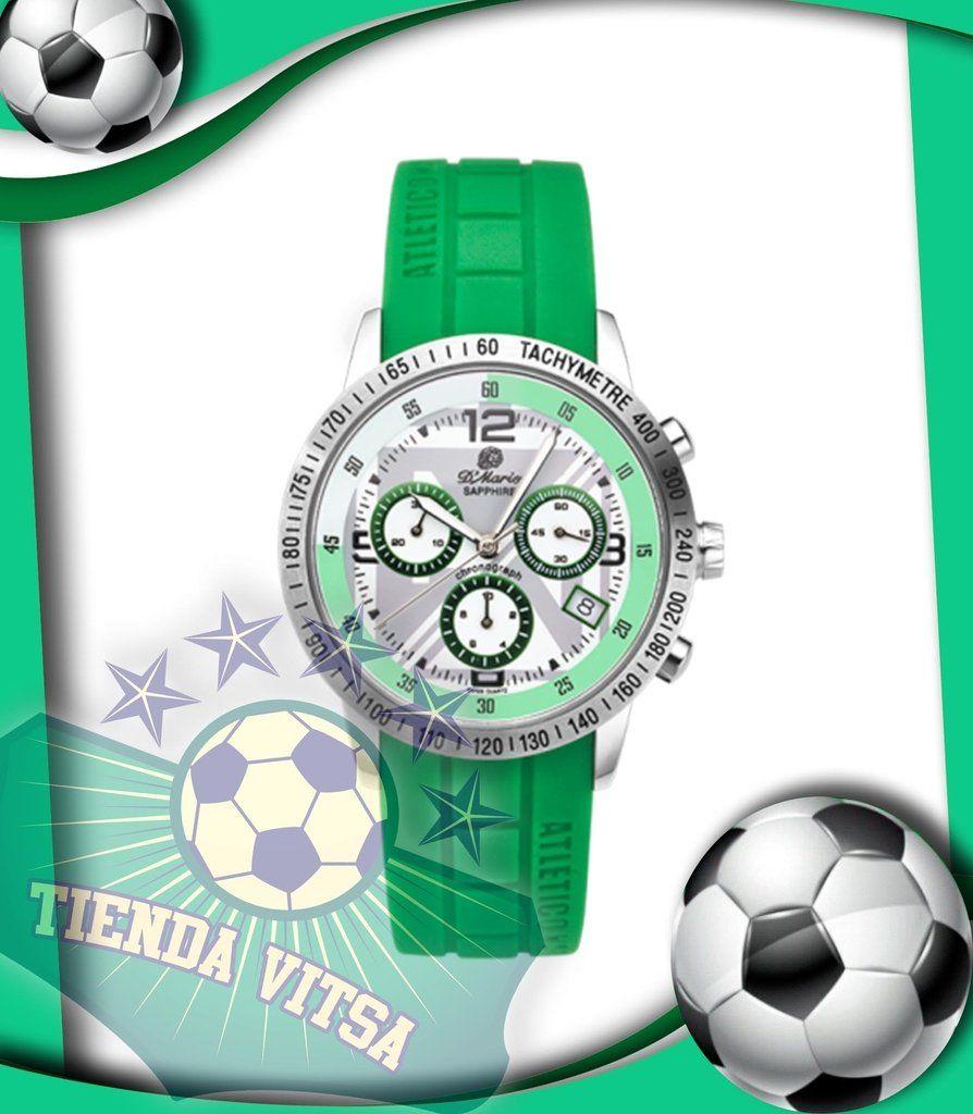 4f221d0cc9486 Reloj D mario Edición Especial Atlético Nacional Producto Oficial Precio    336.400 Género Caballero