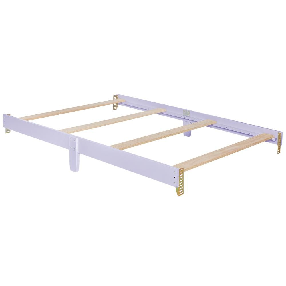 Dream On Me Universal Lavender Full Size Bed Rail 1 Pack 849 Li Bed Rails Convertible Crib Toddler Bed Mattress
