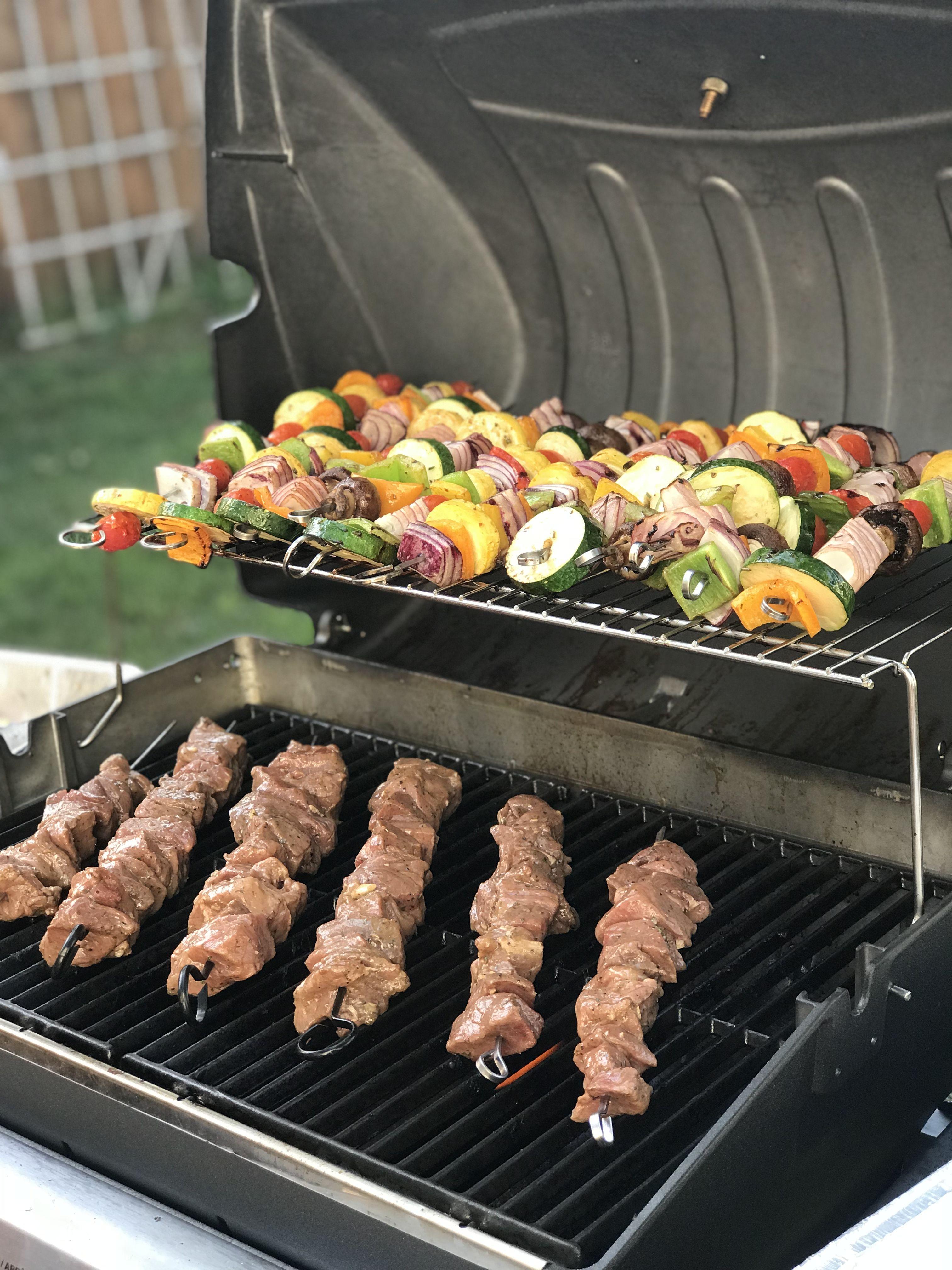 BalsamicHoney Chicken Kebabs glutenfree and healthy when