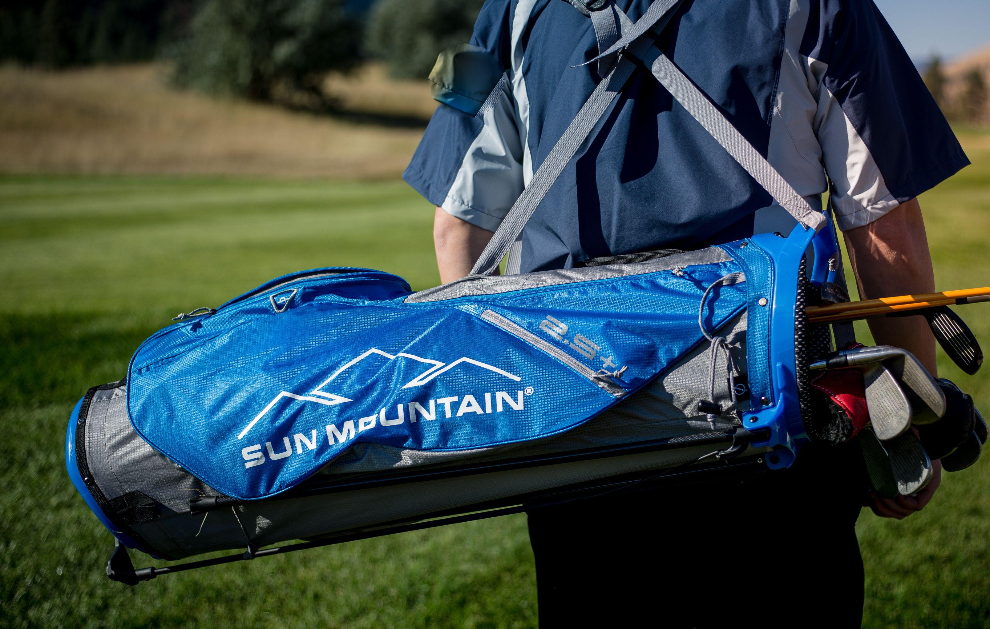 2 5 Golf Bag Mens Stand Carry Bags Best Er