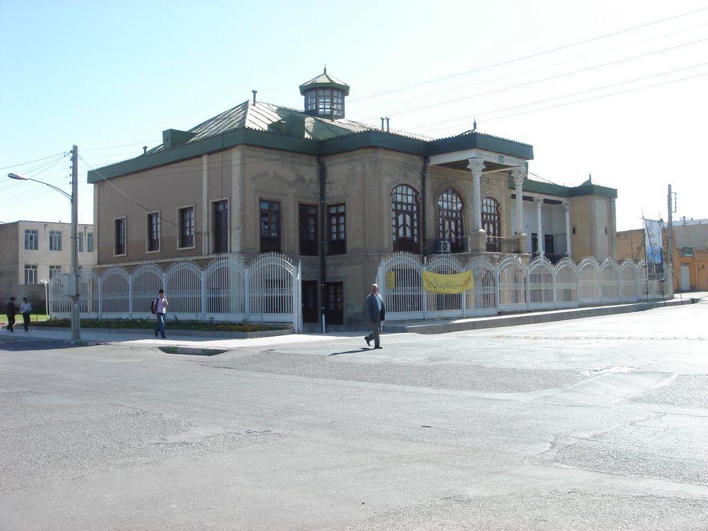 Zolfaghari House, Zanjan, Iran