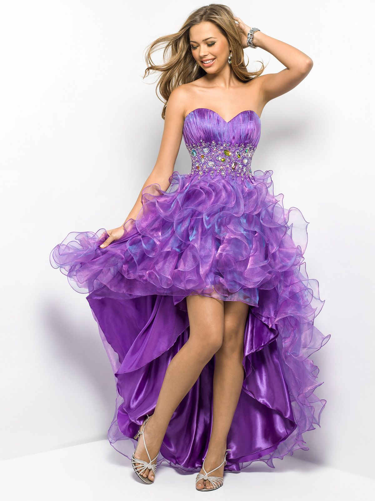 Love it! Have no reason to ever need it, but it\'s purple and frilly ...