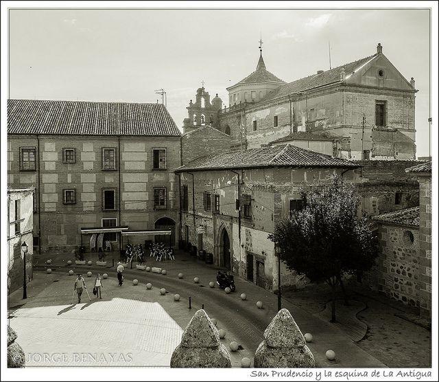 San prudencio y la esquina de la antigua by jbenayas via for Calle prado 8 talavera dela reina