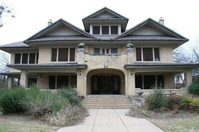 The Mary Ellen Benson Mansion On Swiss Ave In Dallas Tx It Is