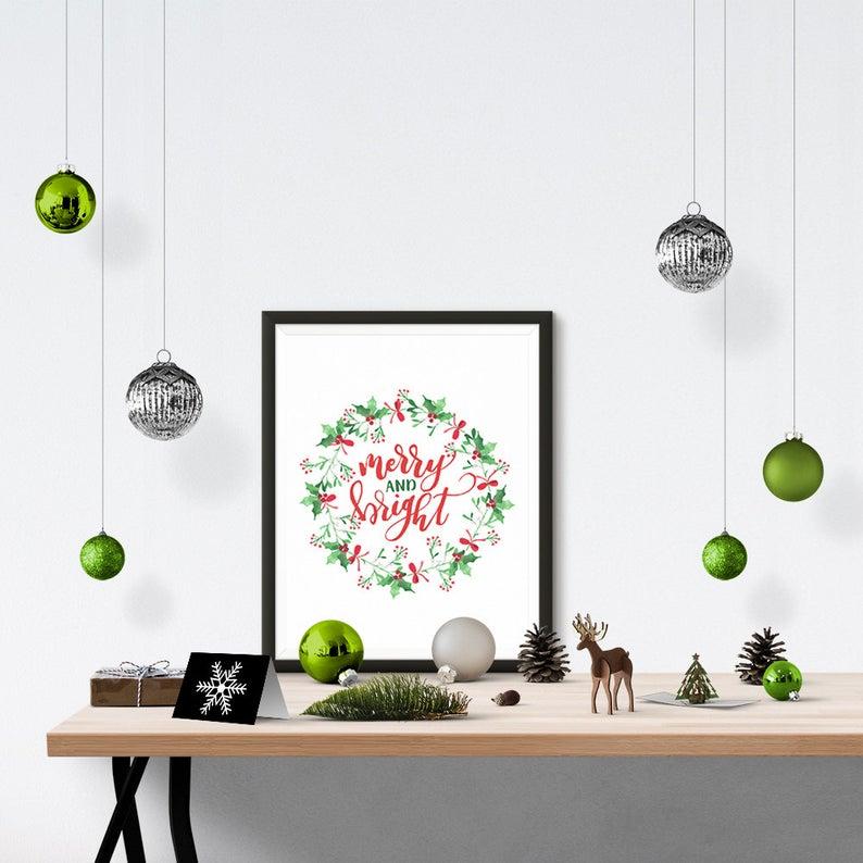 180 Christmas Wall Decors Ideas Christmas Wall Decor Christmas Christmas Diy