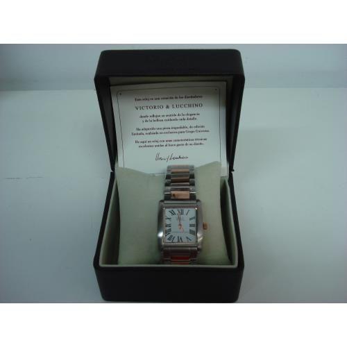 Reloj de pulsera Victorio  Lucchino