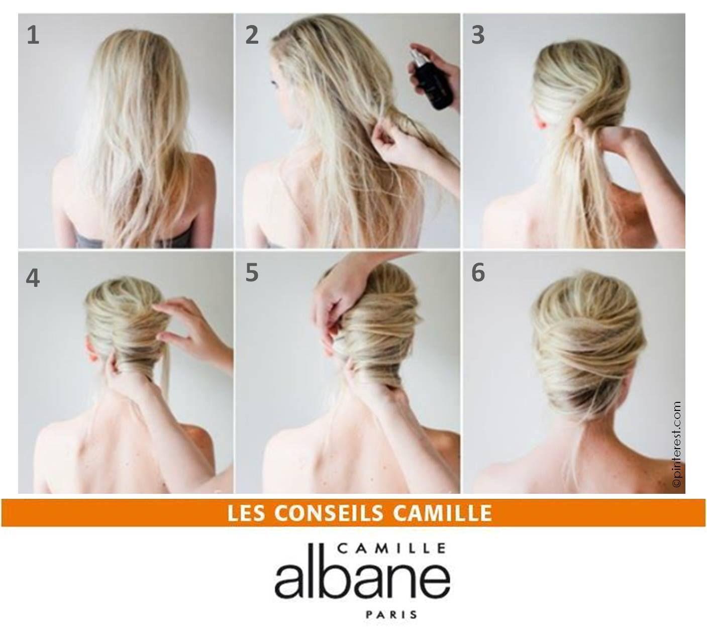 Épinglé par Camille Albane sur Tutos coiffure en 2019