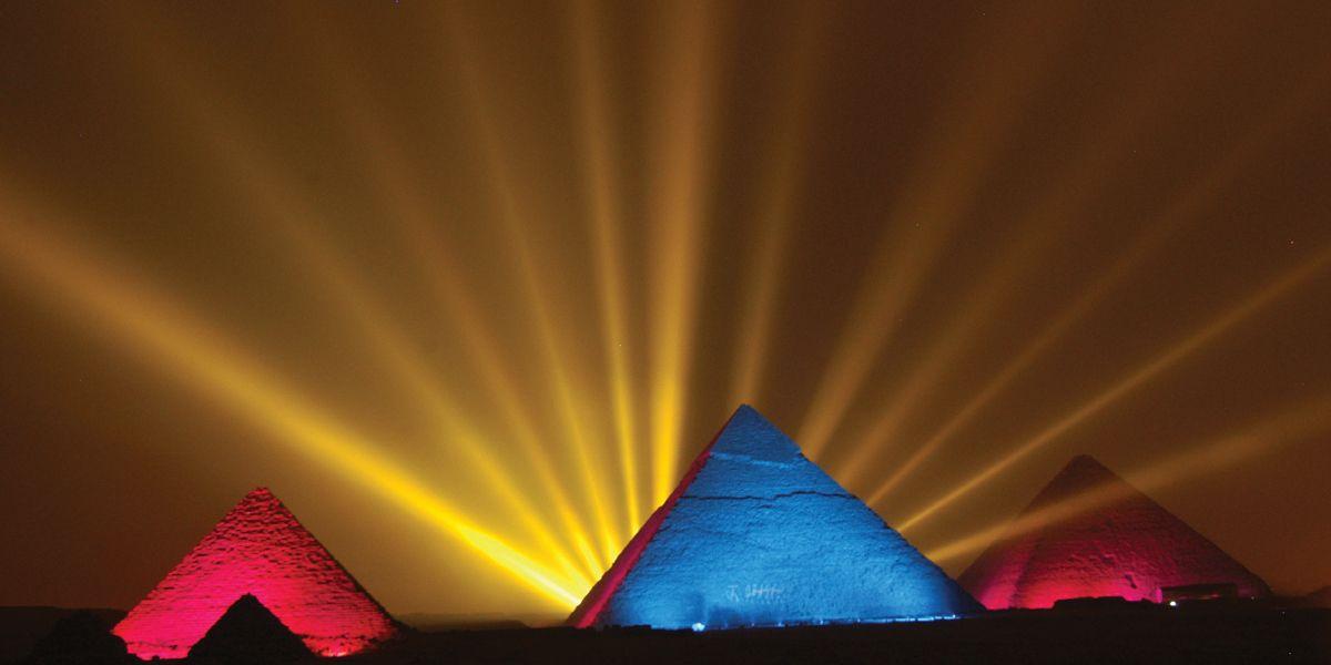 Egypt Flashing