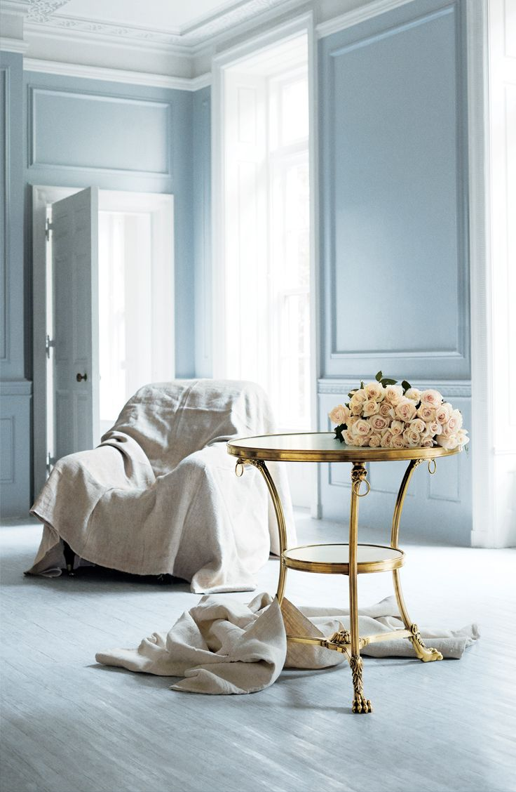 Iconic Design: The Heiress Guéridon from Ralph Lauren Home ...