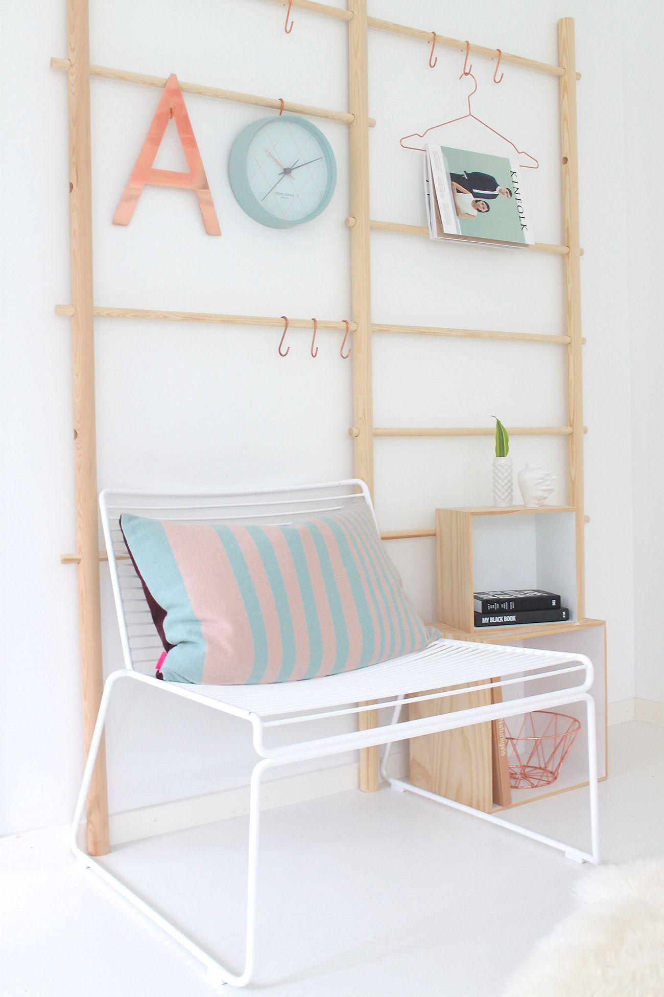 Das Schlafzimmer der skandinavischen Bloggerin Julie Hole