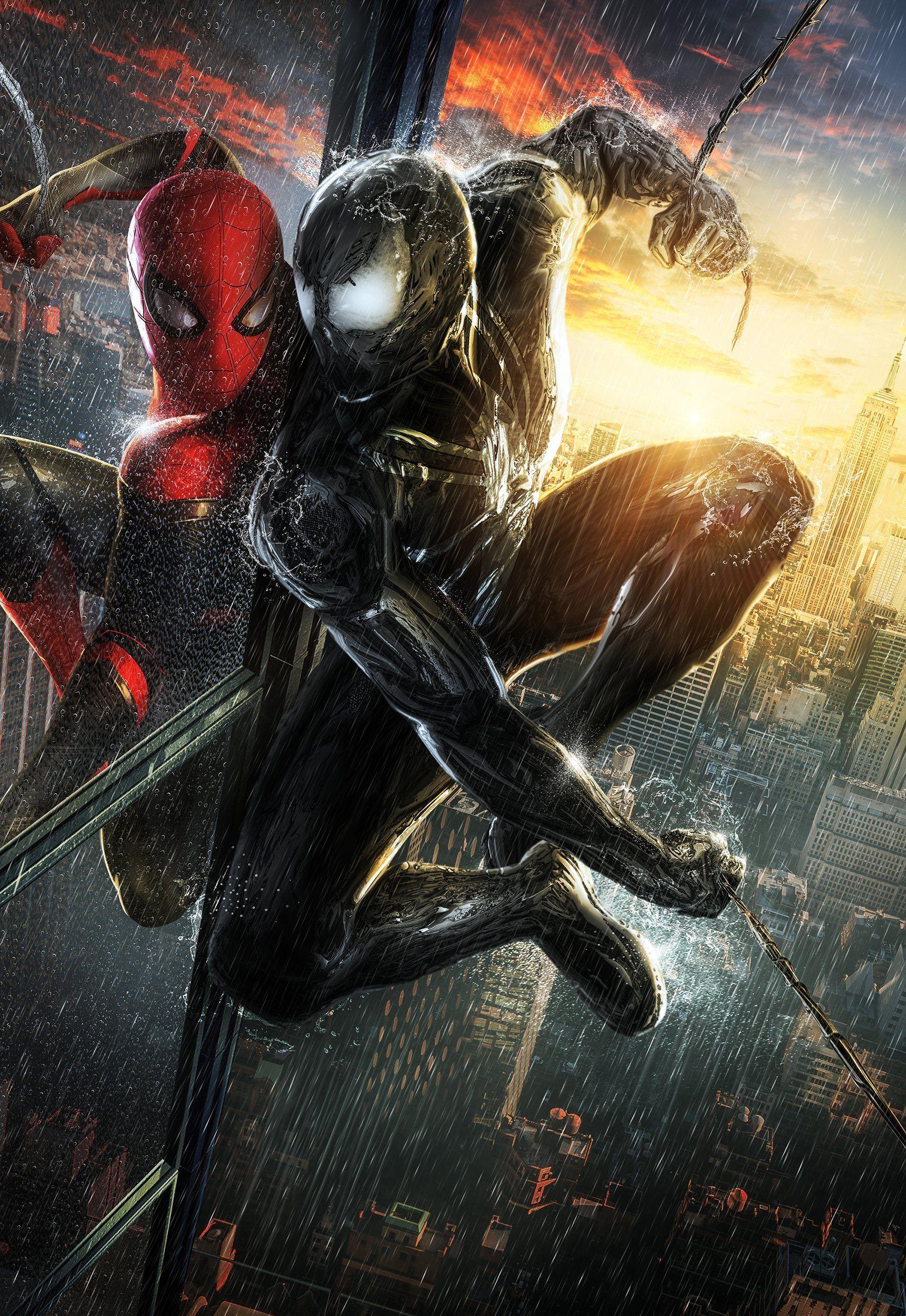 "Spider-Man 'Reflection' Poster - 20"" x 30"""