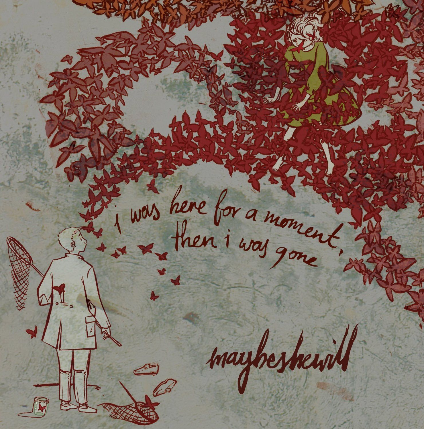 Maybeshewill I Was Here For A Moment Then I Was Gone 2012 Post Rock In This Moment New Music Releases