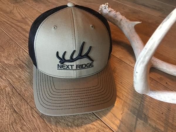6913d740f63 Next Ridge Elk Shed Mesh Back Hunting Hat