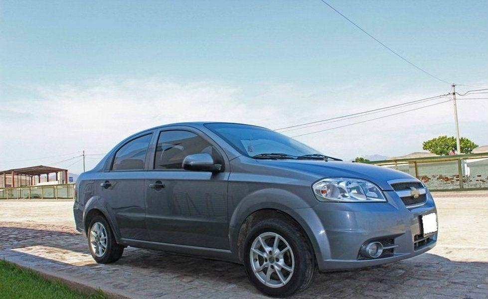 Chevrolet Aveo 1 6 Lt 2009 58000 Km Chevrolet Aveo Autos
