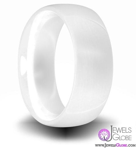 White Ceramic Wedding Bands Ceramic Wedding Bands Ceramic Wedding Ring Mens Wedding Bands