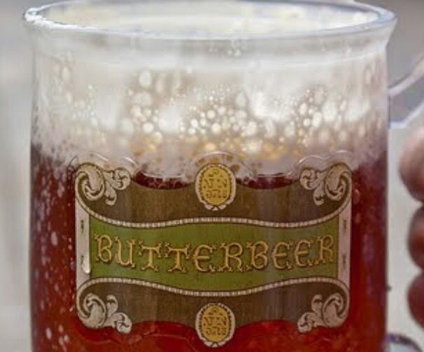 I found the REAL recipe for butter beer after going to Harry Potter World at Universal Studios in Orlando. There are two interesting ingredients and they are:  Butterscotch ands Shortbread  They are quite odd but I know it's true.