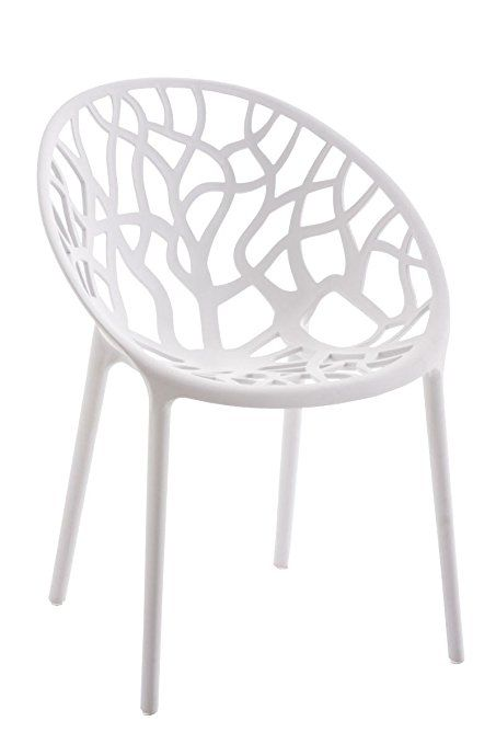 Clp Design Gartenstuhl Hope Praktischer Kunststoff Stapelstuhl