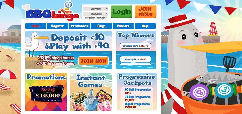 Bbq Bingo Welcome Bonus Bingo Bonus Bingo Tickets