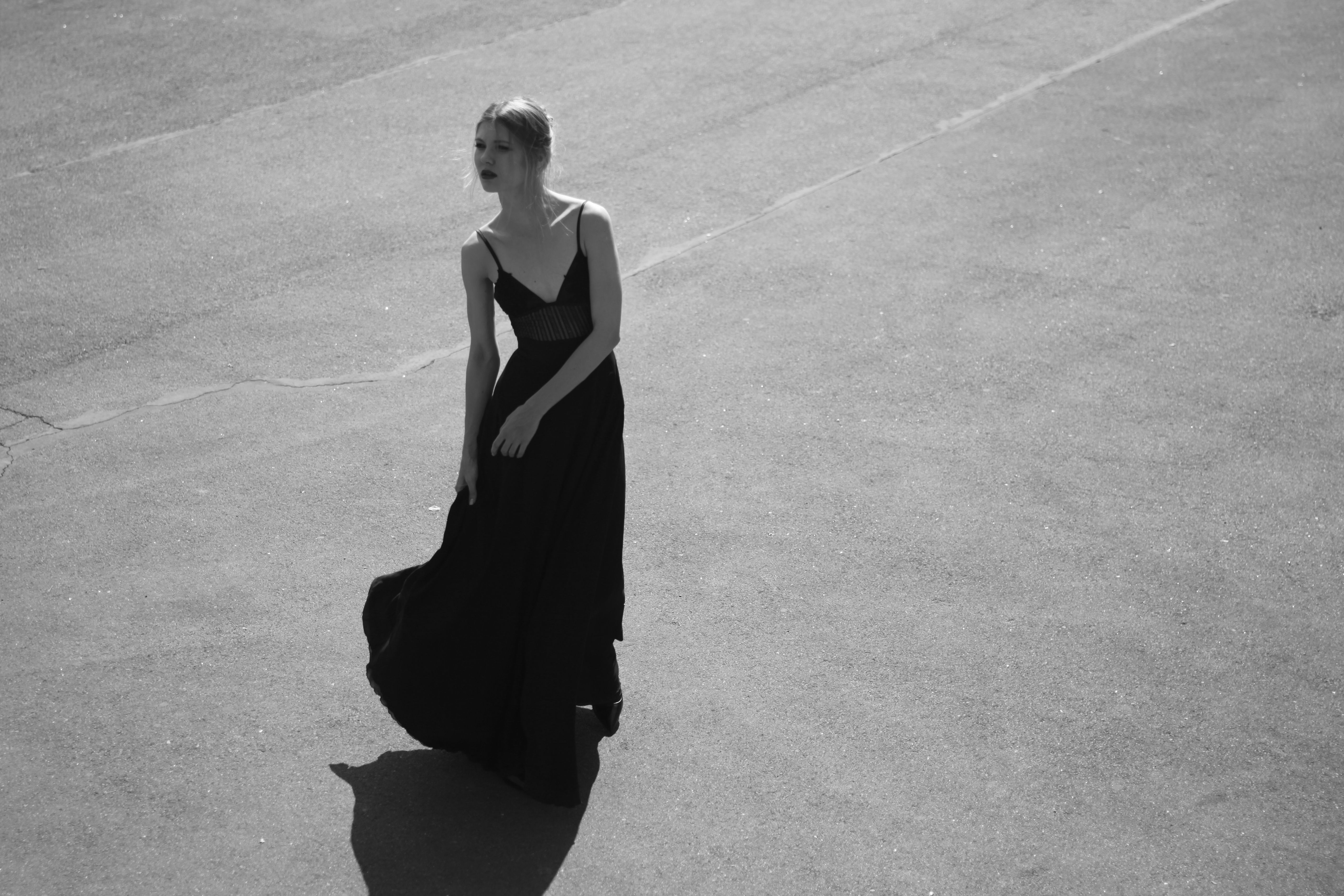"Jessica Choay Collection ""Gene"" dress . Photographer Celeste Leeuwenburg . Model Daria Advienko . MUAH Mathilde David"