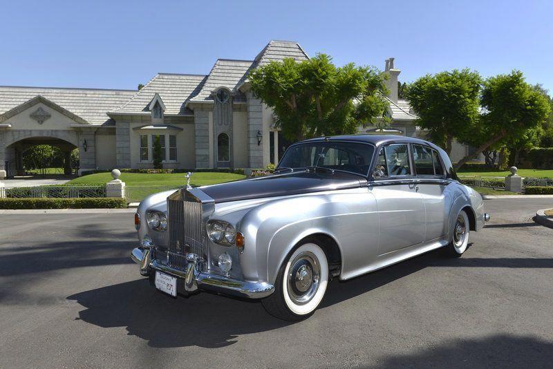 1964 Rolls Royce Silver Cloud Iii For Sale By Owner Rancho