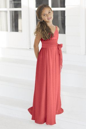 Junior Bridesmaid Dress for Juniors
