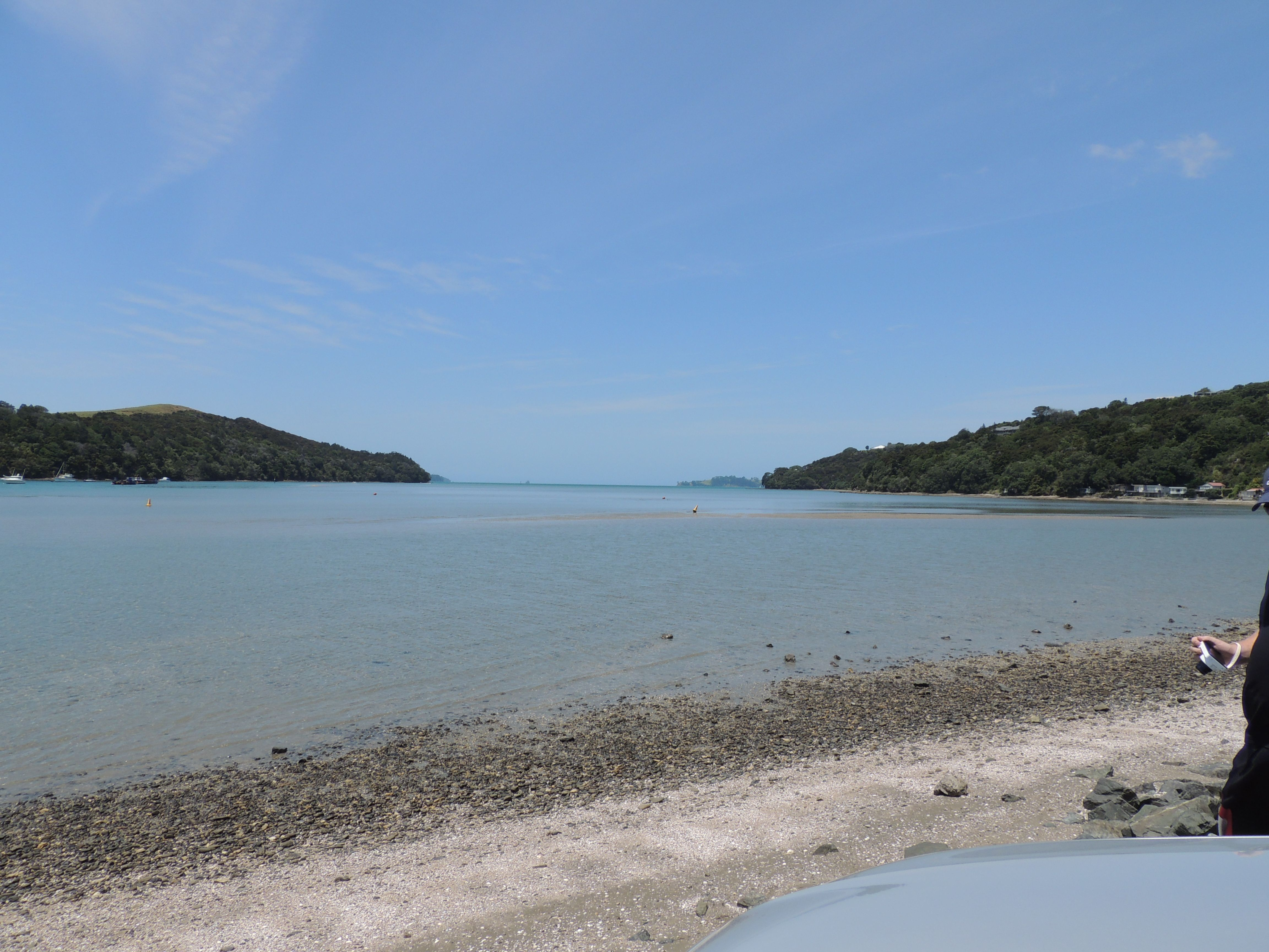 Sandspit -- North of Auckland -- New Zealand -- 19th January 2014