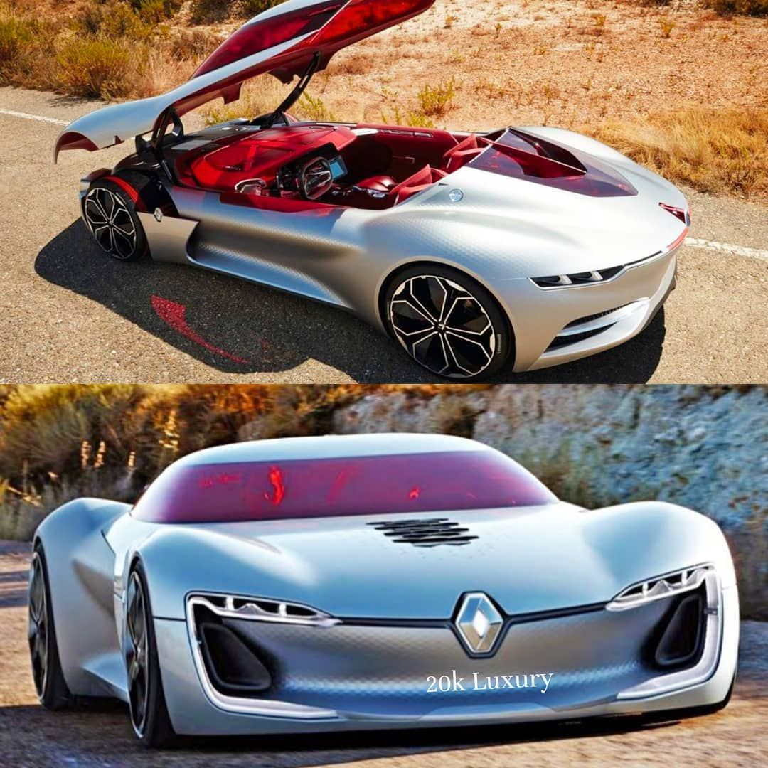 Guess The Name Of The Renault Follow 20k Luxury For More Luxury Cars Renault Unique Cars
