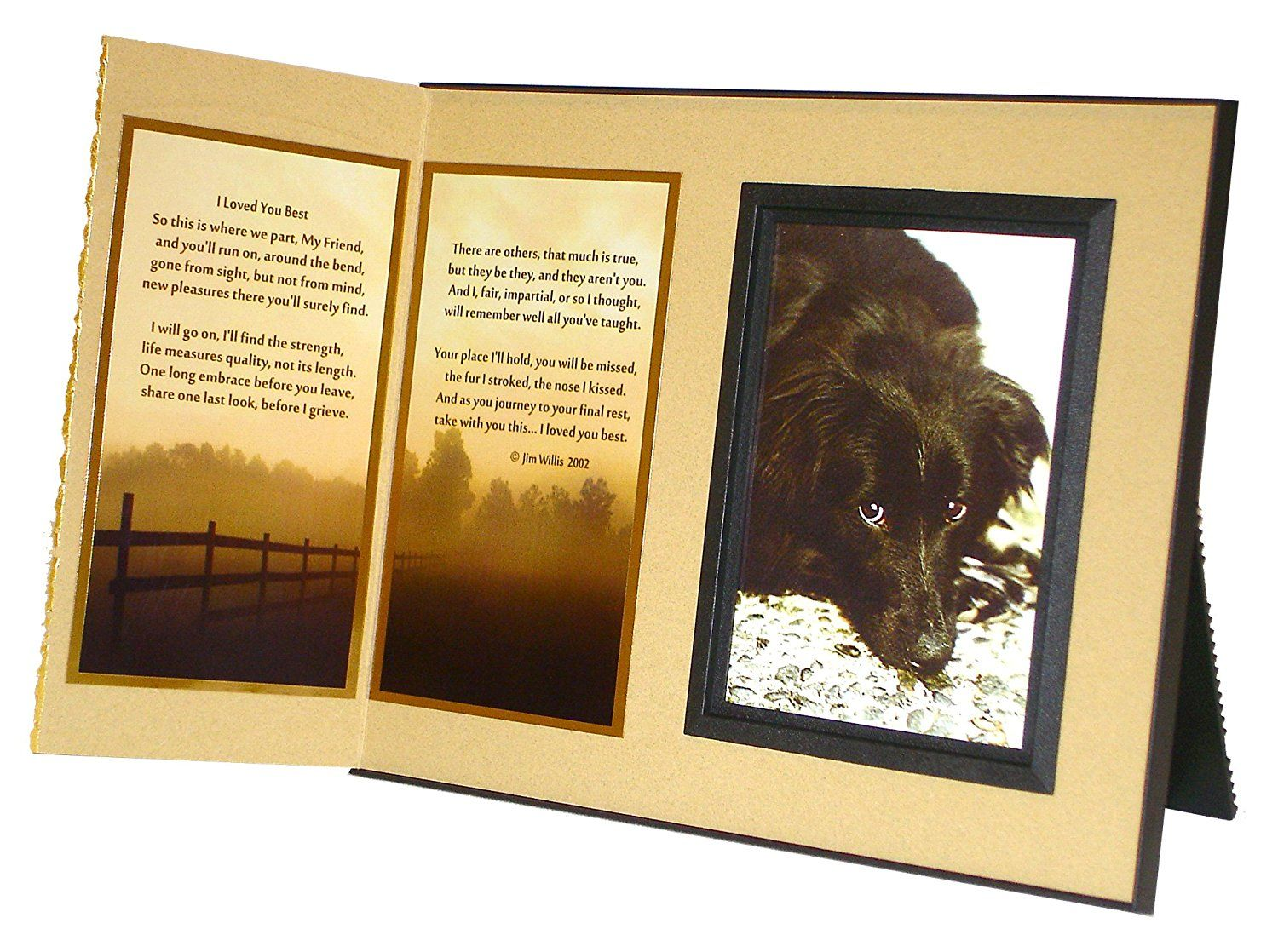Pet lover remembrance gift i loved you best memorial pet loss pet lover remembrance gift i loved you best memorial pet loss picture frame and sympathy gift package with optional custom photo editing find out jeuxipadfo Choice Image