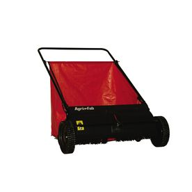 Agri Fab Push Lawn Sweeper Lowes Home Improvements Lawn