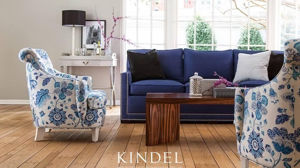 Kindel Showroom Display; Available Through Robert Allen/Beacon Hill  Furniture In Suite #108