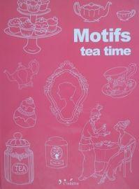 Boek Motifs Tea Time