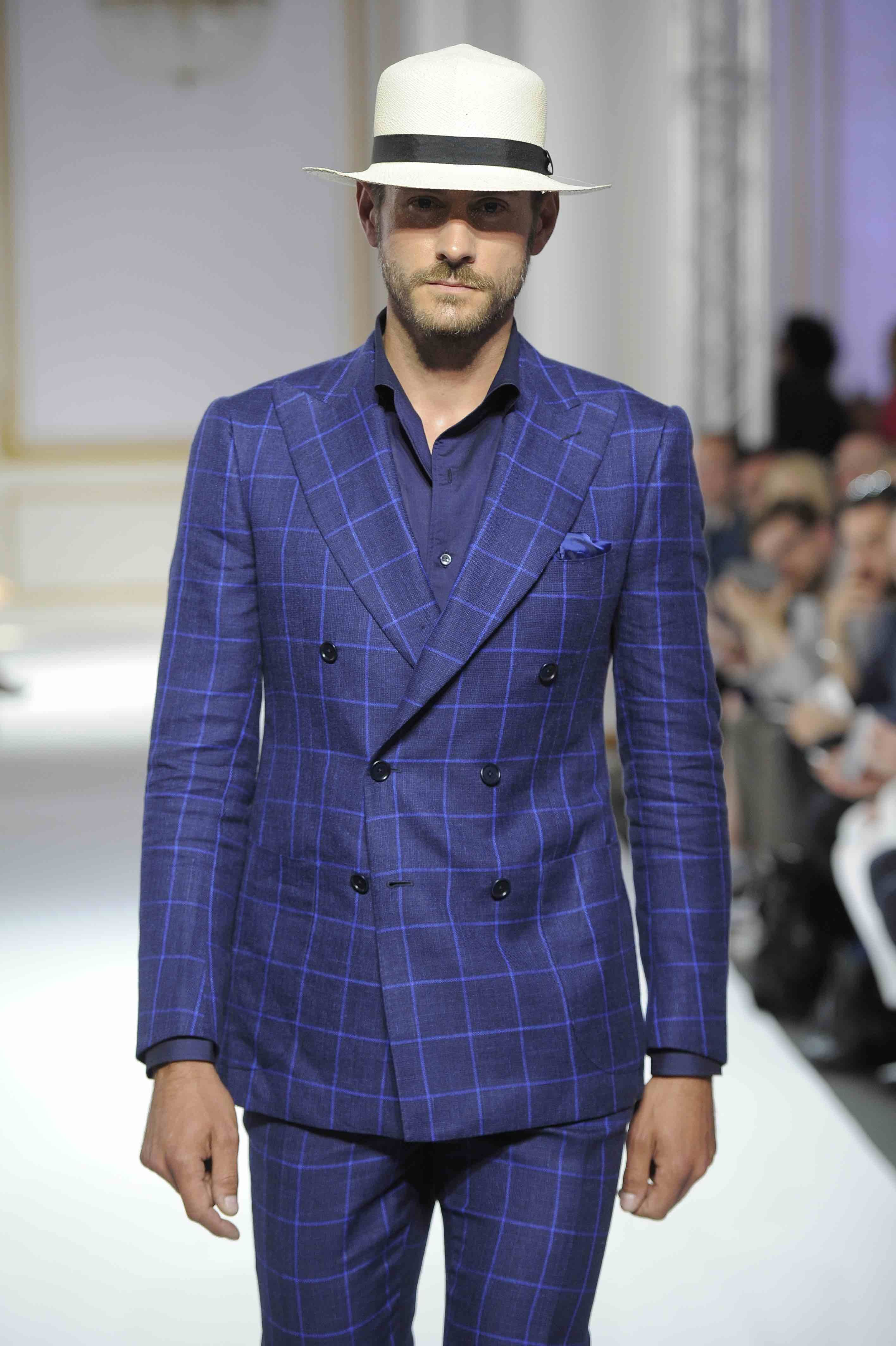 Cifonelli DB Rtw 2015 double breasted suit | Fashion Design Men