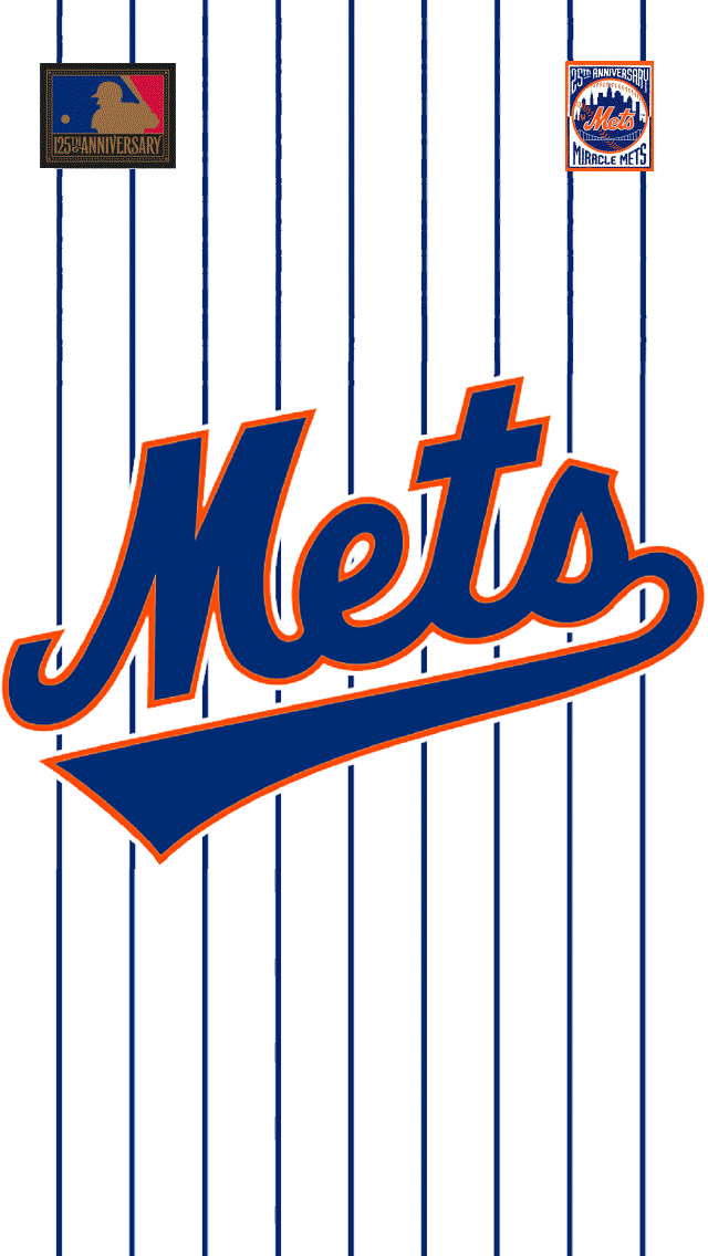 New York Mets 1994 Home New York Mets Logo New York Mets Baseball Ny Mets Baseball