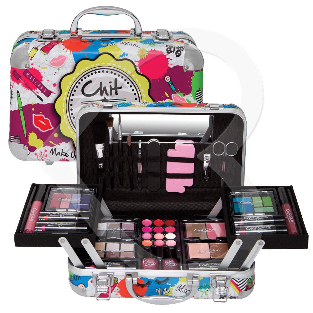 Technic Chit Chat Cosmetics Gift Sets Birthday Teenage Girl Make .