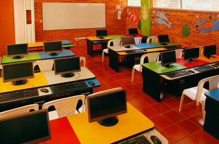 Resultado de imagen para dise o de colegios para ni os for Muebles para aulas