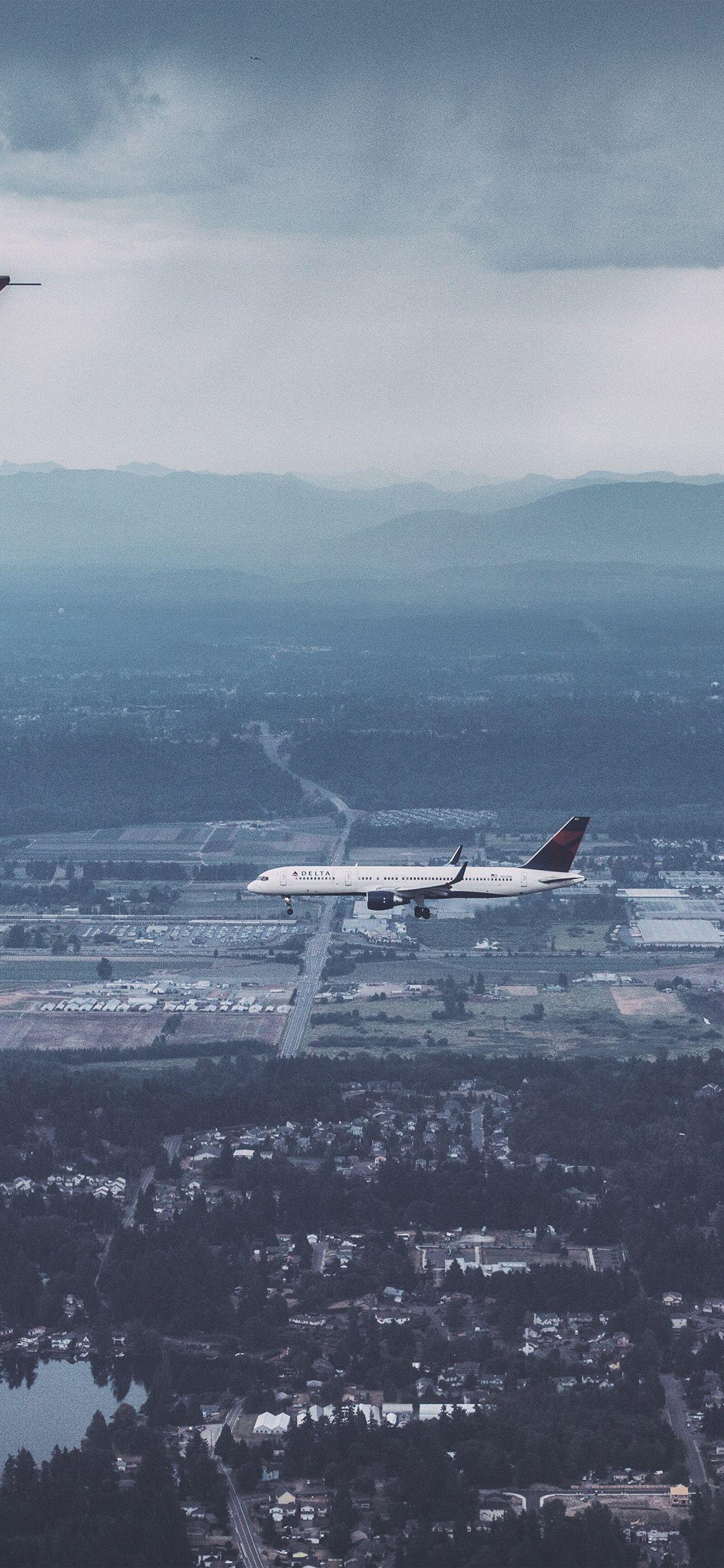 Pin by Rachel Osmek on planes ️ Iphone wallpaper sky